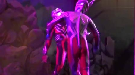 奥特曼舞台剧:奥特曼竟吸了赛罗的力气!还说他和赛罗一般的目的