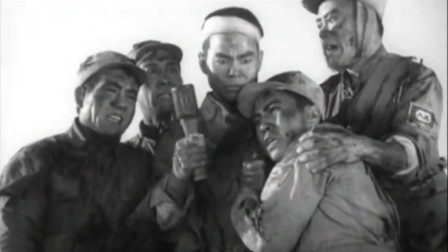 狼牙山五壮士:战士宁也不做俘虏竟选择坠崖而亡,民族的英雄啊