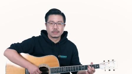 第五课·持琴姿势、左右手名称及演奏方法;拨片的使用方法