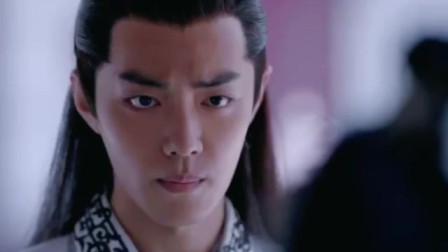 《庆余年》肖战撂狠话的样子,像极了爱情!