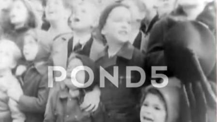 睁眼看世界 30年代梅西百货在纽约举行的感恩节大游行