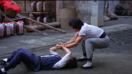 功夫喜剧电影《酒仙十八跌》:香港最早的功夫喜剧电影,都是大腕跑龙套!