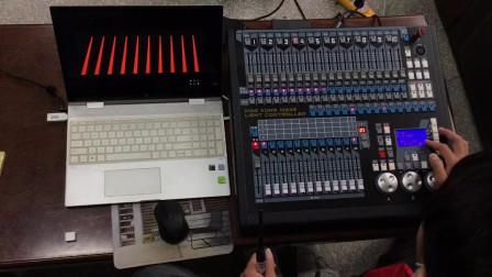 佳诺灯光金刚1024S控台视频教程4-保存素材