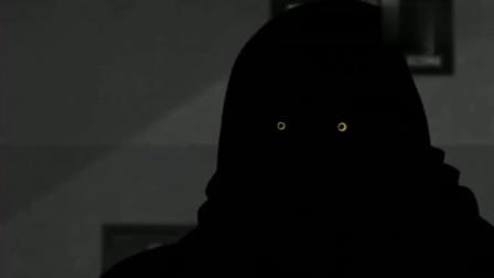 动画片:蜘蛛侠和黑虎交换了装备,在黑暗中不停的偷袭敌人