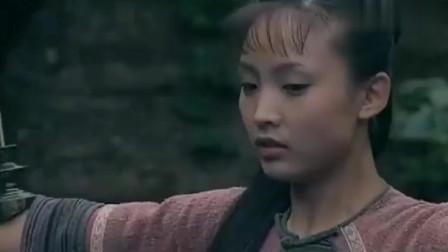血色湘西:美女替父亲过天坑,丝毫都不输给男子,美女太胆大了!