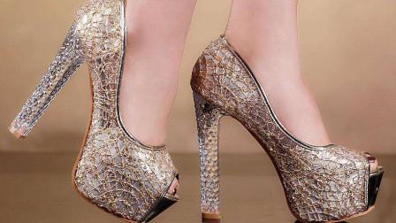 十二星座专属的灰姑娘水晶鞋,最想要的是处女座那款镶满钻石的