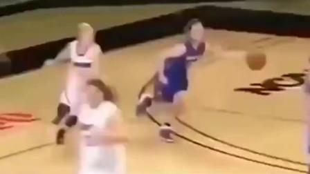 史上最倒霉篮球女运动员!没有之一