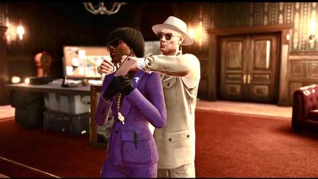 杀手2:我伪装成美女富豪的前男友,和她在房间约会,并把她勒死