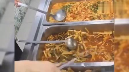广东区域海底捞的员工餐,着实给我上了一课
