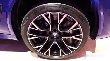 2020 款全新宝马X5 M,性能与气质兼顾的SUV