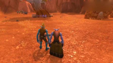 魔兽世界怀旧服:为什么排队如此严重?看看这个人,你们就明白了!