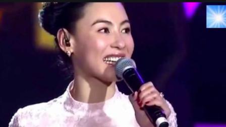 张柏芝2020又火一首《星语心愿》,我已被洗脑,每天单曲循环100遍