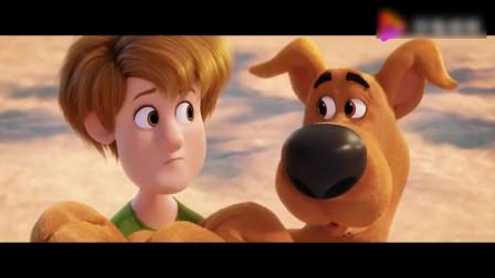 华纳动画电影《史酷比狗》发布新正式预告,人狗奇缘的探险之旅