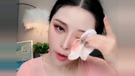 网红范冰冰开始卸妆了,几十秒后,网友:比范冰冰还美!