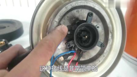 坏的热水壶不要丢,牛人教你快速修复,简单实用!