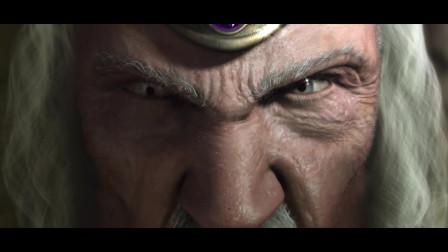 为了联盟——为了部落,魔兽世界三-CG动画3