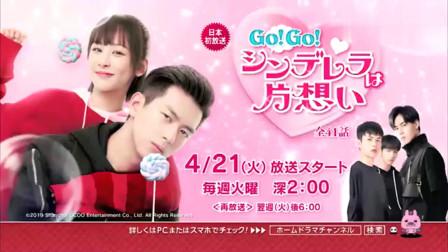 日本引进中国电视剧亲爱的热爱的,译名灰姑娘的单相思,太中二了