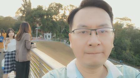 实拍深圳东湖公园,这里有深圳最大的水库,供香港和深圳市民饮用