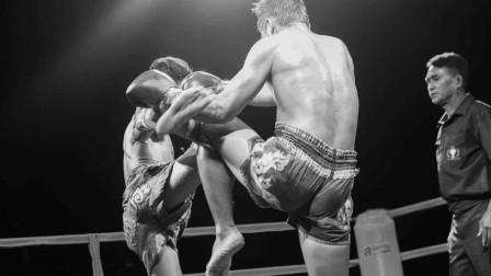 走近泰拳,他比肩托尼贾,让你了解泰拳是怎么练成的!