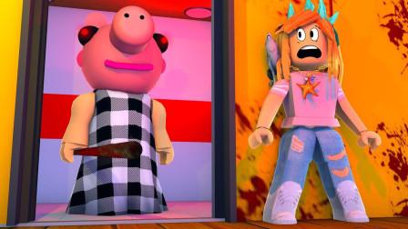 小飞象解说✘Roblox电梯模拟器 神秘房间大探险!会遇到些什么呢!乐高小游戏