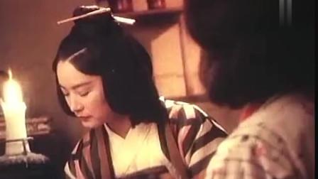 林青霞给吴君如化的这个妆-这估计能把人吓晕!