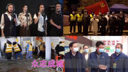 """广西上思县歌手献唱抗疫歌曲《众志成 团结紧》,向""""战疫""""英雄致敬"""