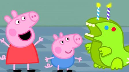 乔治和小朋友们在玩抢凳子游戏,谁能获胜呢?小猪佩奇游戏