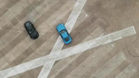 丰田Supra对决福特野马V8