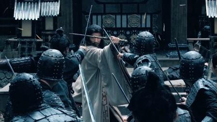 """《乱世之定秦剑》首爆""""夺剑版""""预告,是护剑还是护良知?"""