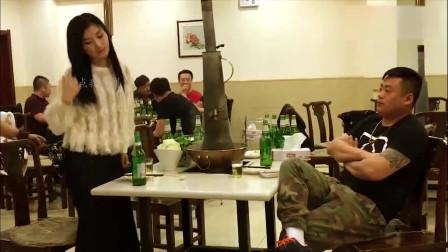 盘点宋晓峰饭桌上幽默对话,成功的圆了老丈人的话,讨好老丈人