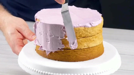 创意蛋糕:气球也能做美食?在家自制DIY蛋糕,这颜值太高了