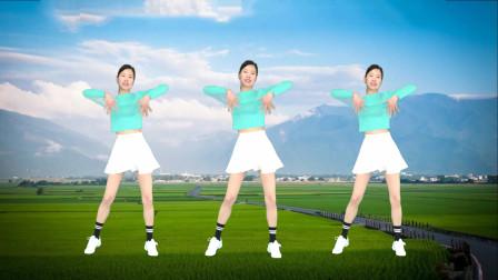 一首网络热歌《别知己》时尚火爆广场舞