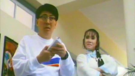 楼南光是一个被低估的喜剧笑匠,非常搞笑的一部香港奇幻片