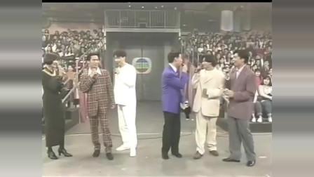 王牌对王牌热门综艺游戏 原来都是二十年前香港明星玩剩下的!