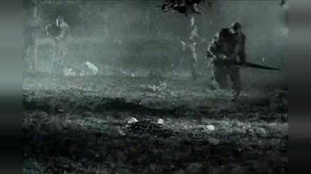 南斯拉夫二战电影,《钢盔下的猫》,南游击队夜袭德军碉堡