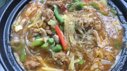 牛肉丸子烩菜的做法