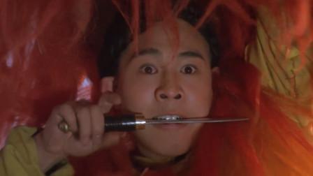 南北少林:小和尚舞狮贺寿,想刺王爷,不想竟有高人率先出手!