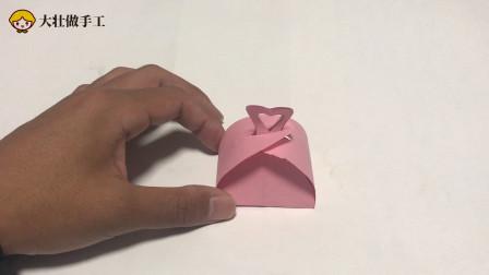 手工:教大家制作好看的礼品盒