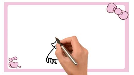 怎么画可爱的螃蟹