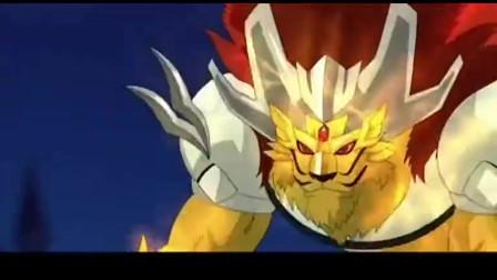 神魄:赤焰雄狮被控制了,所有的神魄都发狂了,开始攻击人类了