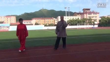 站桩:李海水老师讲站桩
