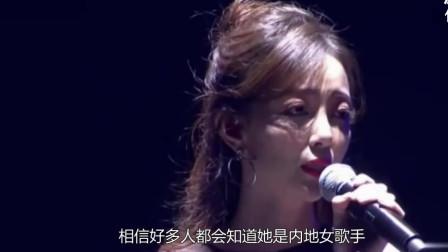 汪小敏太美了,现场一首《红日》轻柔甜美的声音,旋律优美入心