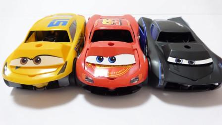 汽车总动员:好期待!一起来参观赛车们的车身是什么样的吧?