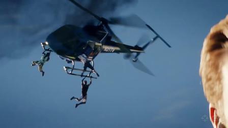 末日僵尸,这个CG我给满分,死亡之岛2创意动画!