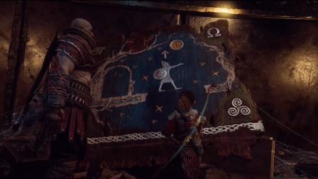 流星《战神4》最高难度无伤攻略解说 第十期