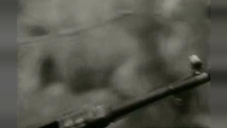 南斯拉夫二战电影《九死一生》瓦尔特面对德军重重围剿顽强抗击