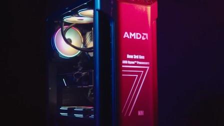组装电脑太复杂?看武极携手AMD帮你秒变电脑达人