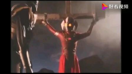 【牙膏上传】苍月奥特曼被外星人囚禁十字架1