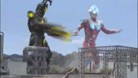 奥特曼沙福林的力气就是强大,随手秒掉了,能抗衡奇妙四奥的怪兽