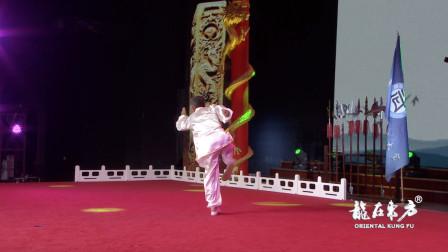 """""""唐拳""""已有1300多年历史,这位老师傅打出了真正传统武术的味道"""